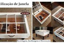 Mesa de centro - Coffe table / DIY table