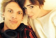 Lily & Jamie / Best couple ever