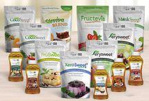 Steviva Sweeteners