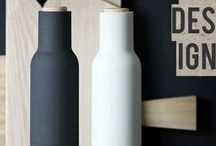 Shaker and thermos design