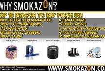 SMOKAZON / Why Smokazon? Check out this board to know why!