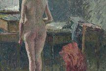 Camille Pissaro / Jacob Abraham Camille Pissarro, dit Camille Pissarro, né à Saint-Thomas le 10 juillet 1830 et mort à Paris le 13 novembre 1903, est un peintre impressionniste puis néo-impressionniste français d'origine danoise.