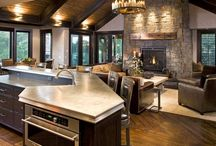 Rustic home / Dream home