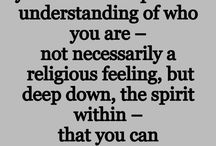 Spiritual O:)