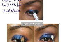 Make up, blah blah blah