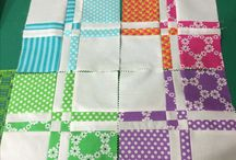 Quilts - 4 Patch