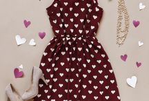 Valentine's Day outfit 2018 / Displays the best collection of valentine's day outfit. Dress up and enjoy the Valentine's day with your partner.