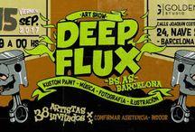 Deep Flux Show Barcelona