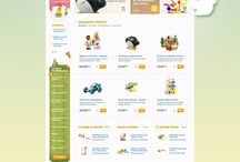 UI E-Commerce Websites / by Kelly Stubbs