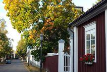 Kokkola - Pietarsaari / Karleby - Jakobstad / Kaksi kaksikielistä kaupunkia pohjanmaalla.
