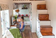 teeny tiny homes to love / by Teuane Tibbo