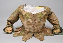 18th c costume / by Trouvais