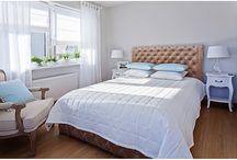 Einrichtungsideen fürs Schlafzimmer / Das Schlafzimmer ist für viele der Lieblingsraum im ganzen Haus. Als Rückzugsort bietet es Platz zum Schäfchen zählen und für spannende Bücher, zum Kuscheln, Träumen und Entspannen... und für die Einrichtung haben wir ein paar Ideen parat!