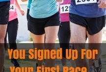 Beginner's Running Tips / Tips for Novice Runners