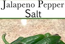 Jalrpino salt and pepper