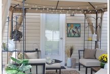Balcony or patio ideas