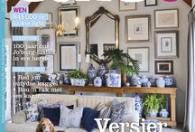Tuis/Home Covers / Cover images from Tuis and Home magazines