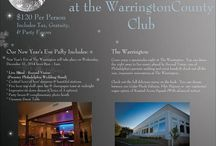 New Year's Eve Party at The Warrington!