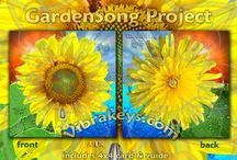 GardenSong Project / This Portal is built around our GardenSong Project co-created with Nature and higher dimensional Beings. This Vibrakey Kit gives you everything you need to begin a conscious co-creation with Nature. It is an invitation and like a recipe to begin... The rest are ingredient to embellish and enhance your fun!