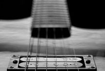 Guitar detail shots series