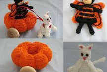 Free Halloween Crochet Patterns / All my free Halloween or Fall inspired Free patterns!