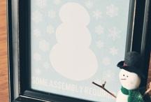 Christmas/Winter / by Erica Tinna