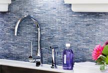 Kitchen & Bathroom Backsplash
