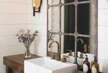 Mirrorbanyo wc
