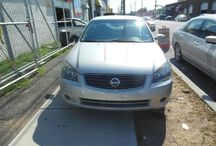 Used 2006 Nissan Altima for Sale ($6,200) at Paterson, NJ / Make:  Nissan, Model:  Altima, Year:  2006, Body Style:  Tractor, Exterior Color: Silver, Interior Color: Gray,  Vehicle Condition: Excellent, Mileage:101,000 mi, Engine: 4Cylinder L4, 2.5L, Transmission: Automatic, Fuel: Gasoline Hybrid.    Contact: 973-925-5626   Car Id (56662)