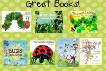 Kinder Literacy / by Allison Fraser-Kershaw
