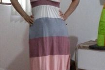 moda femenina / Vestido verano