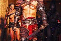 Spartacus és mások. / Spartacus és a többiek.
