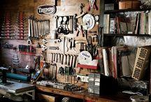 Atelier & garage