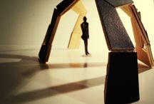 Like a Carapace / Microarchitecture de modules constructif pour cours de design d'espace