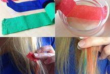DIY color hair / DIY color hair it's the best and so much fun✨u should try it