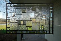 House: Stained Glass