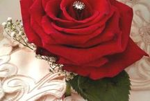 Button Holes, Boutonnieres and Corsages  / Quirky, elegant, simple and extravagant