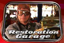 Restoration Garage - TV (The Guild of Automotive Restorers)