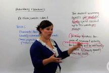 English Grammar Videos / Brightstorm English Grammar includes 33 video lessons by a Stanford-educate English teacher. Our videos explain all important topics including part of speech, sentence basics, punctuation, voice & style. Enjoy these free videos and become a member to watch all 5,300 videos in math, science, English and ACT prep.