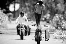 Café Racers & Scramblers / Pics I see here and there of café racers bikes and Scramblers!