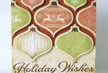 Card Making Christmas / by Linda Uhl
