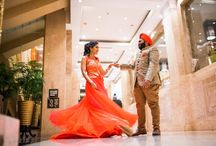 Sangeet Wear / Sangeets are so the most fun part of the wedding. Here is collection of sassy and trendy Sangeet wear