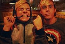 Ross & Riker / by R5 Family Pinterest