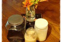 Recipes - Beverages & Drinks / by Debbie Adams