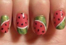 nails / by Wendi Harrington