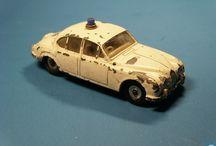Jaguar 3.4 Police / by Ant Stevens