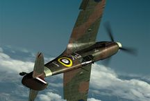Love Air Power / Spitfires of the air