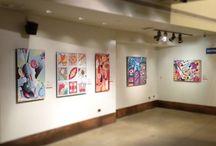 Fresh Artists Installations