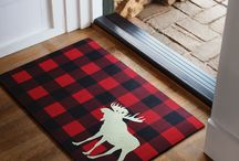 Moose Decor for my entry room