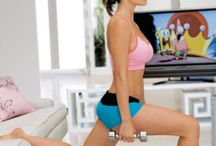 Workouts and healthy lifestyle / Workout ideas, healthy food, outfits, toneitup,
